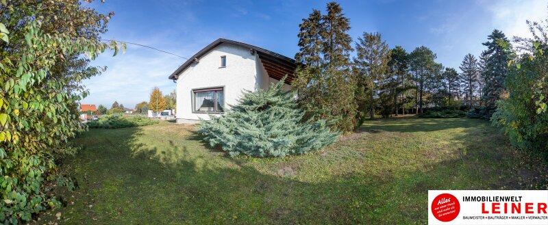 Hof am Leithaberge - 1900 m² Grundstück mit traumhaftem Einfamilienhaus Objekt_10467 Bild_838