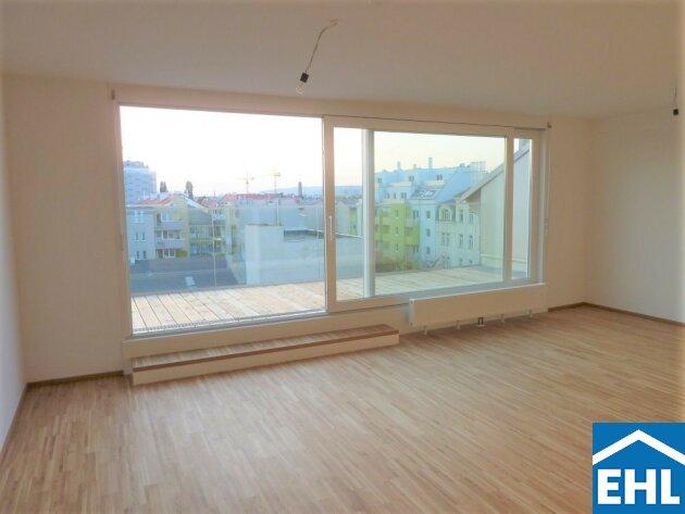3-Zimmer-Neubau nahe der alten Donau