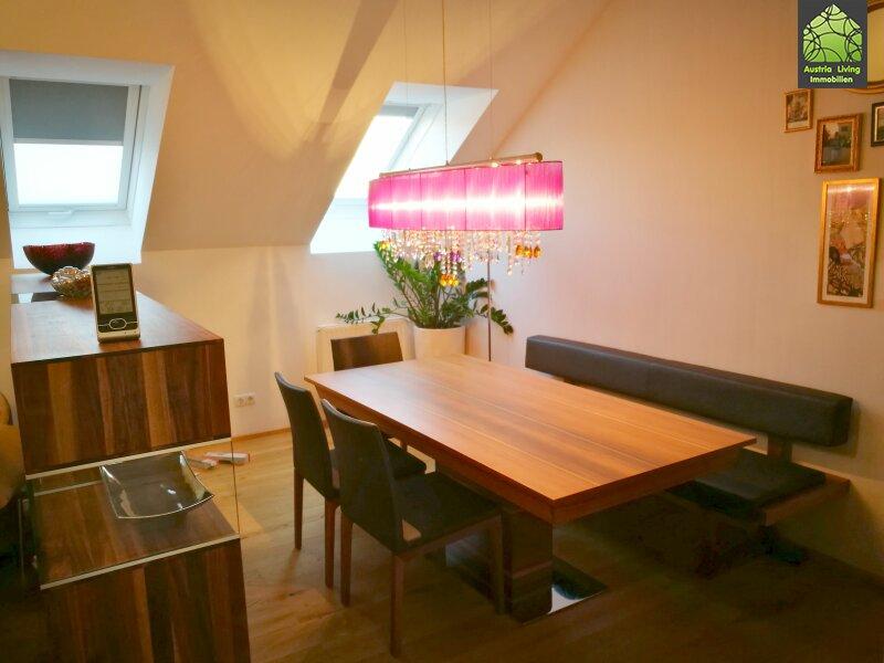 !! TOP- PREIS reduziert !! Dachgeschoßwohnung (eine Ebene) mit großer Terrasse/Rundumblick /  / 1050Wien / Bild 2
