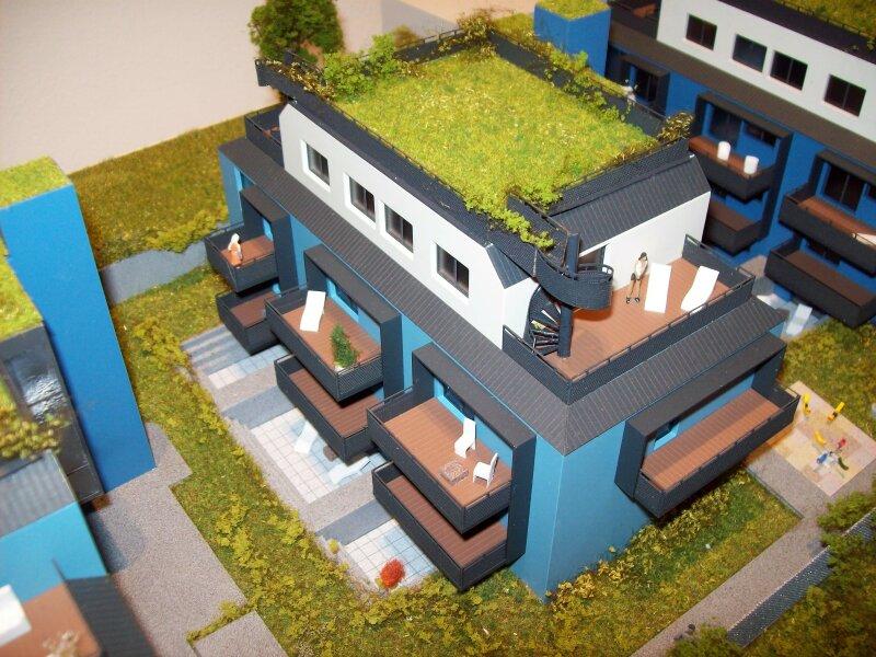 Traumhafte Familienwohnung mit 3 Terrassen