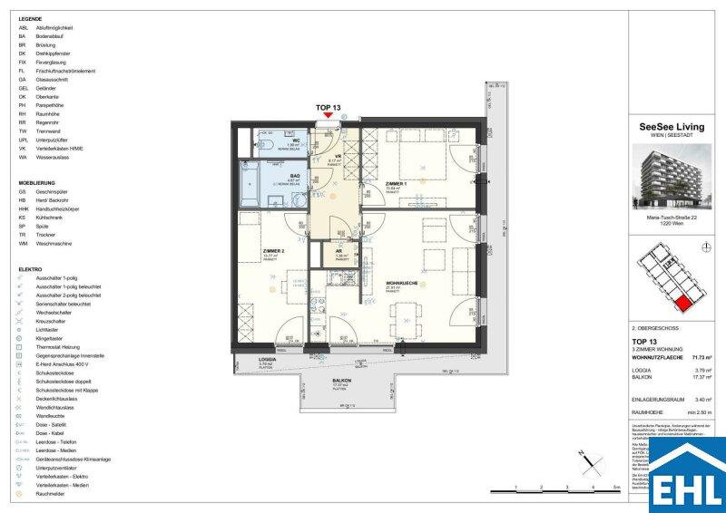 Seestadt Aspern - SeeSee Living - Provisionsfreie Eigentumswohnungen /  / 1220Wien / Bild 5