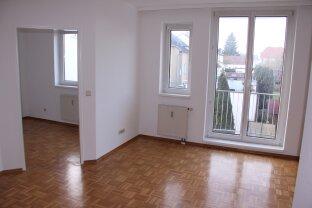 2 Zimmer-Wohnung mit Balkon & Tiefgaragenplatz in zentraler Lage
