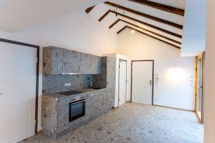 2-Zimmer-Wohnung mit Dachterrasse