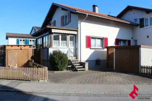Wohnhaus mit Wintergarten