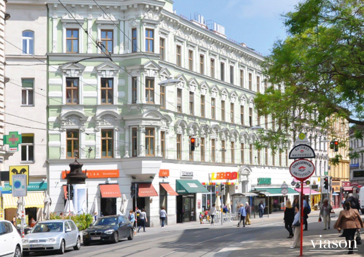 Nahe Währinger Straße