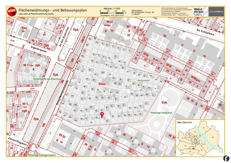 Flächenwidmungsplan