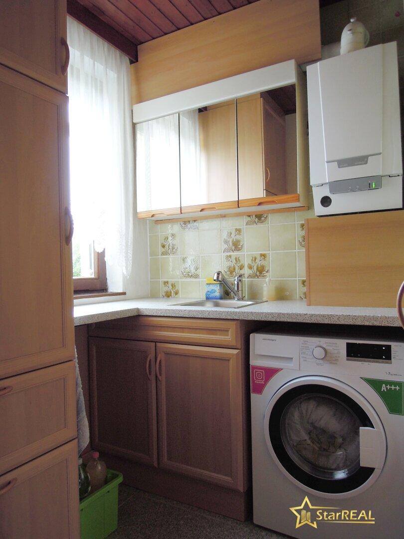 Waschküche/Abstellraum