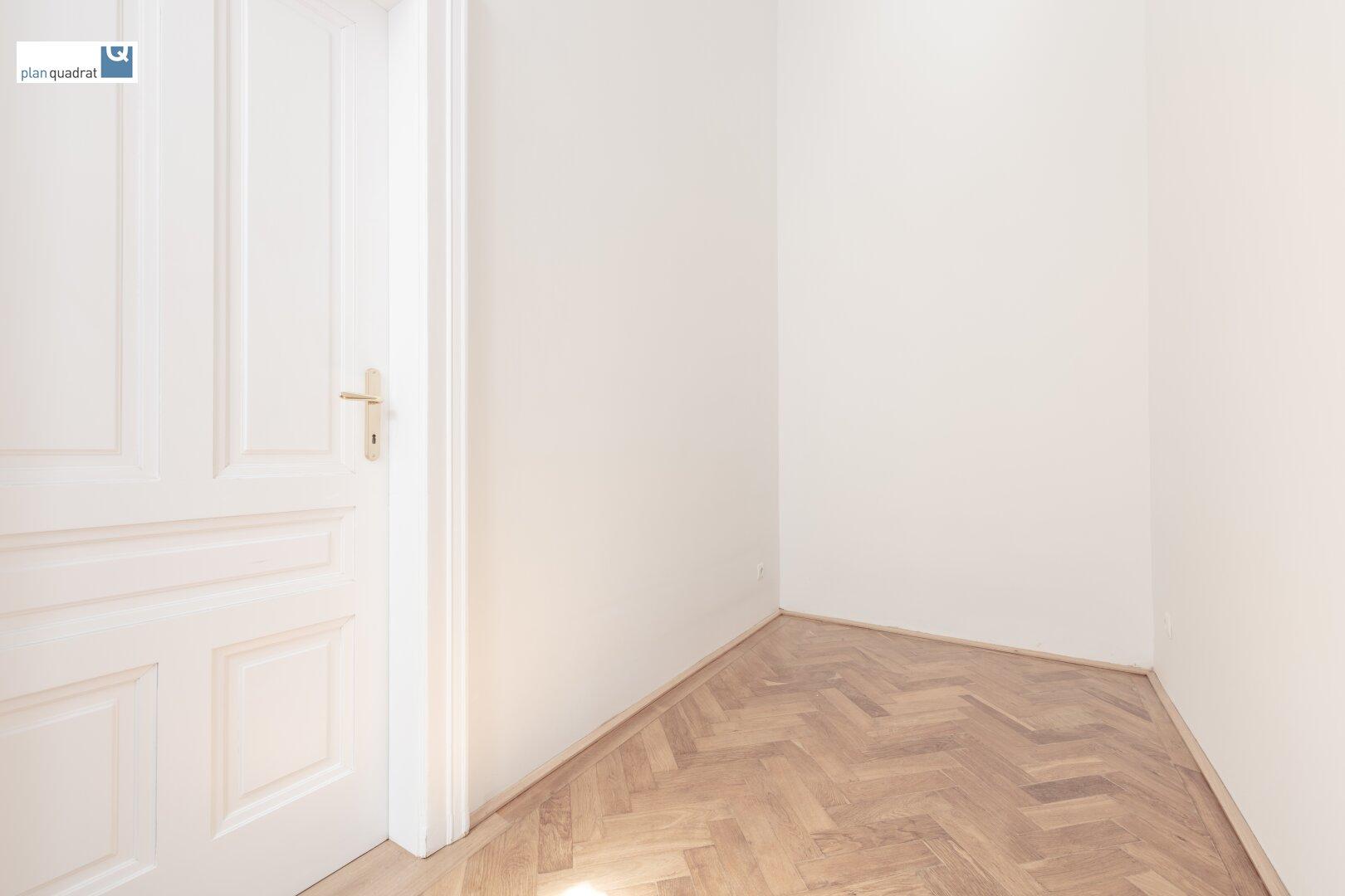 Raum 8 (gem. Grunsrissskizze - ca. 6,40 qm)