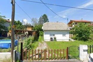 Kleines Einfamilienhaus 60m² 2 Zimmer mit Garten