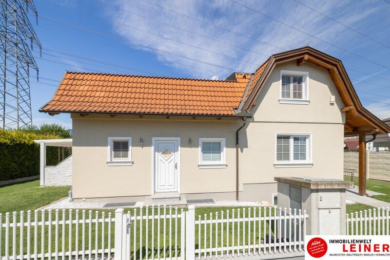 ACHTUNG! KAUFANBOT LIEGT VOR! Einfamilienhaus in Maria Lanzendorf auf Pachtgrund - HIER wird IHR WOHNTRAUM wahr! Objekt_15374 Bild_401
