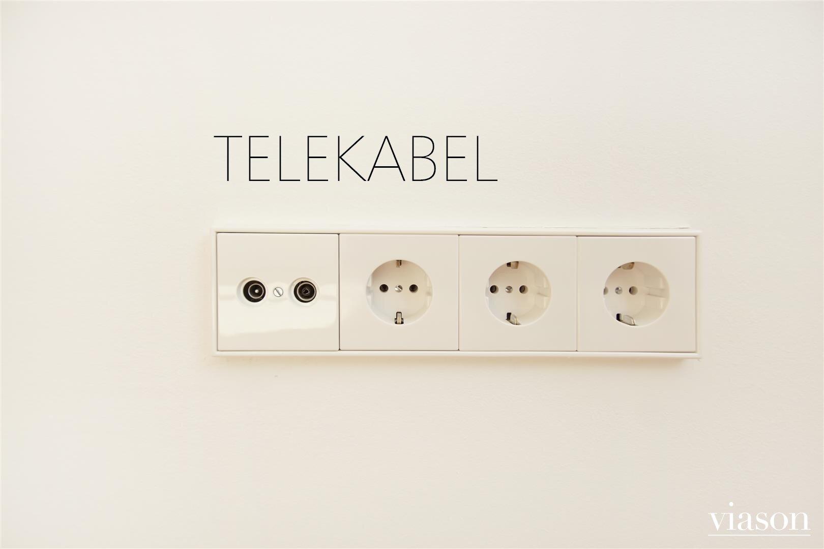 Telekabelanschluss