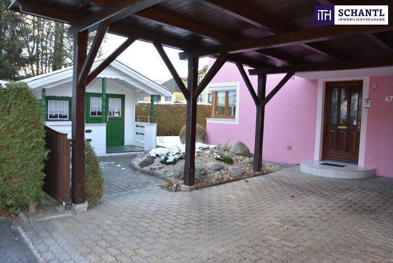 ITH #WOHLFÜHLEN! Stilvolles Eckreihenhaus mit gemütlichem Kaminzimmer + 3 Terrassen + Garten