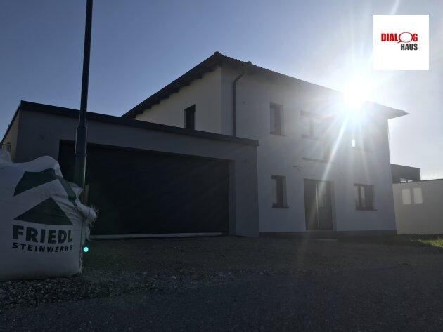 Stilvolles Einfamilienhaus in Neuaigen -  nördlich der Donau