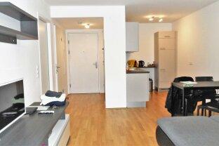 ERFOLGREICH VERMITTELT : DC-LIVING : PERFEKT LIVING : Zwei-Zimmer-Wohnung mit Loggia + Fitness und Sauna im Haus ***** internationale Lage ab 01.05.2020 zu vermieten !