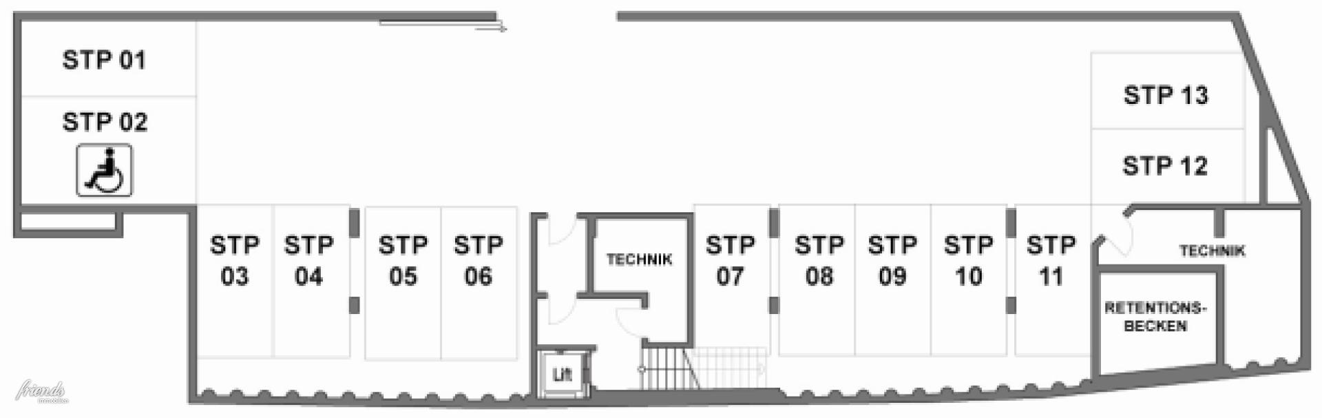 Garagenplan