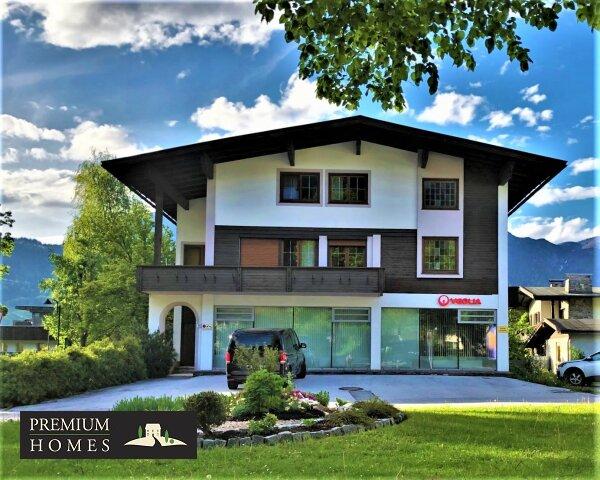 KUNDL - neue Büroflächen mit  122,10 m² im 1. OG, zentrale Lage