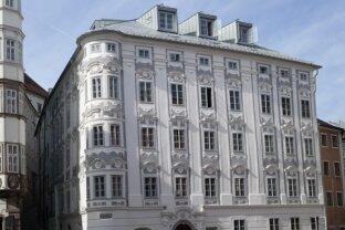 Wunderschöne Single- oder Pärchenwohnung in der Linzer Altstadt