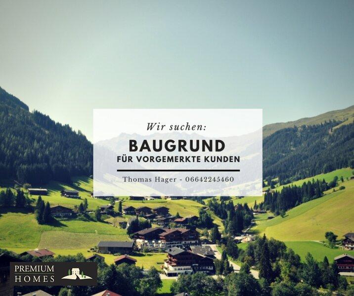 Beispielbild für Wir SUCHEN: Baugrundstück im Tiroler Unterland