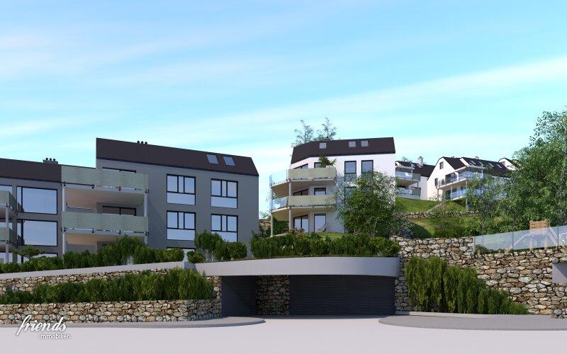 HAUS SOL - Exklusive Maisonettwohnung mit Garten /  / 2371Hinterbrühl / Bild 9