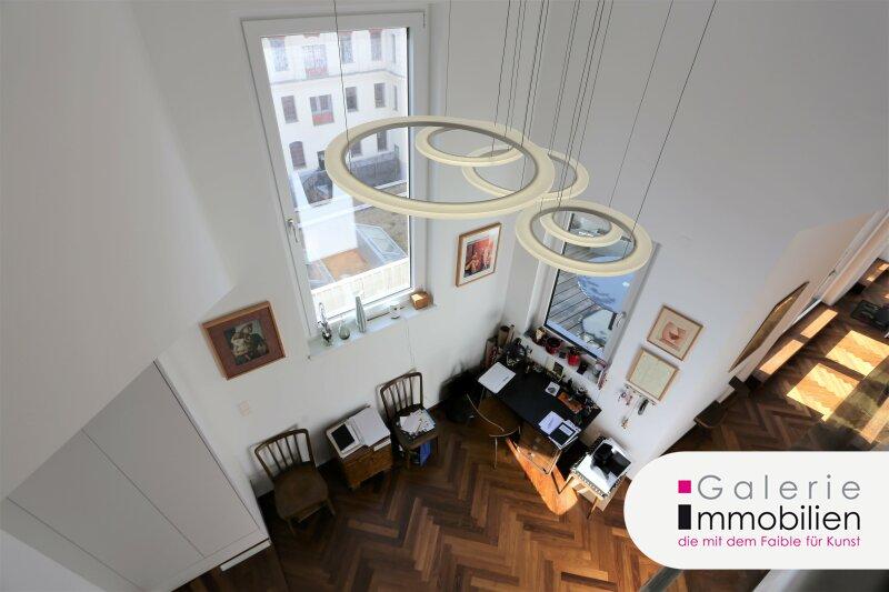 Außergewöhnliche DG-Wohnung mit Terrasse auf Wohnebene - Garagenplatz Objekt_34973 Bild_68