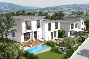 Doppelhaus an der Stadtgrenze Wiens - MIT 3D-Besichtigung Demo