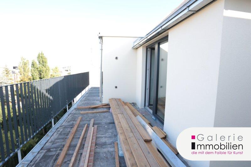 Erstklassige DG-Wohnung mit 5 Terrassen und Fernblick Nähe Alte Donau Objekt_33360
