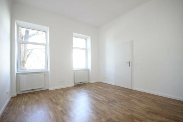 Foto von Ideal gelegene 3-Zimmer Altbauwohnung mit 3,70m Raumhöhe neben dem Donaukanal/Augarten