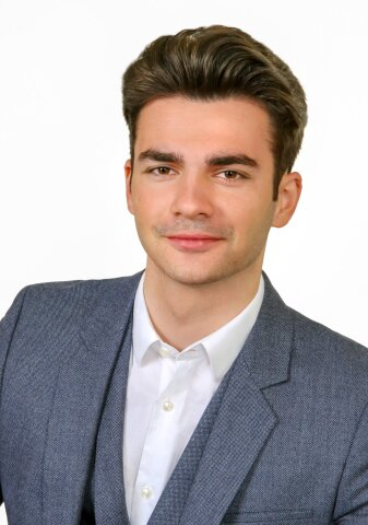 Alexander Polli, BA (Portraitfoto)