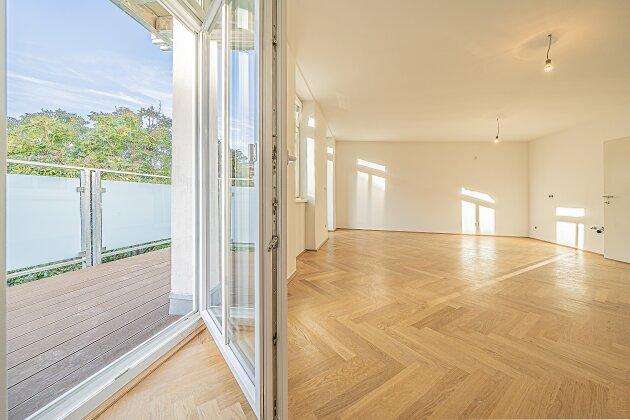 Foto von NEU! ++ KERNSANIERT ++ 3 Zimmer-Altbauwohnung mit BALKON in 1160 Wien ++ ab sofort zu verkaufen (Top 34) ++