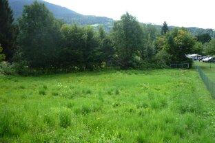 Baugrundstück - Döbriach /Millstättersee - Seenähe ohne Bebauungsverpflichtung    KAUANBOT LIEGT VOR