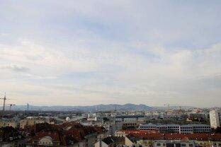 Wohnen mit Weitblick und Loggia! U1 Kagran, Donauzentrum