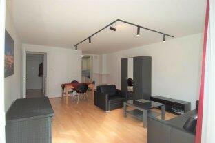 Helle 2-Zimmerwohnung mit Terrasse und Garten, voll möbiliert - Koffer packen und einziehen