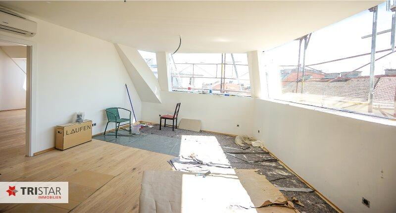 NEU! ++ Erstbezug nähe ?Siebenbrunnenplatz?: Exklusive ca. 155 m² DG- Wohnung mit Terrasse, 4 Zimmer, 1050 Wien (Top 35) ++ /  / 1050Wien / Bild 3
