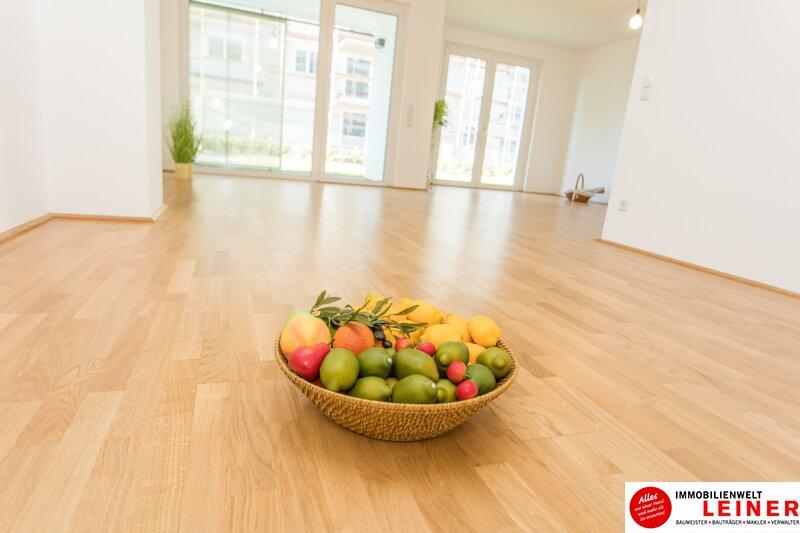 *UNBEFRISTET* Schwechat - 3 Zimmer Mietwohnung mit 104 m² großem Garten und Terrasse Objekt_9872 Bild_594