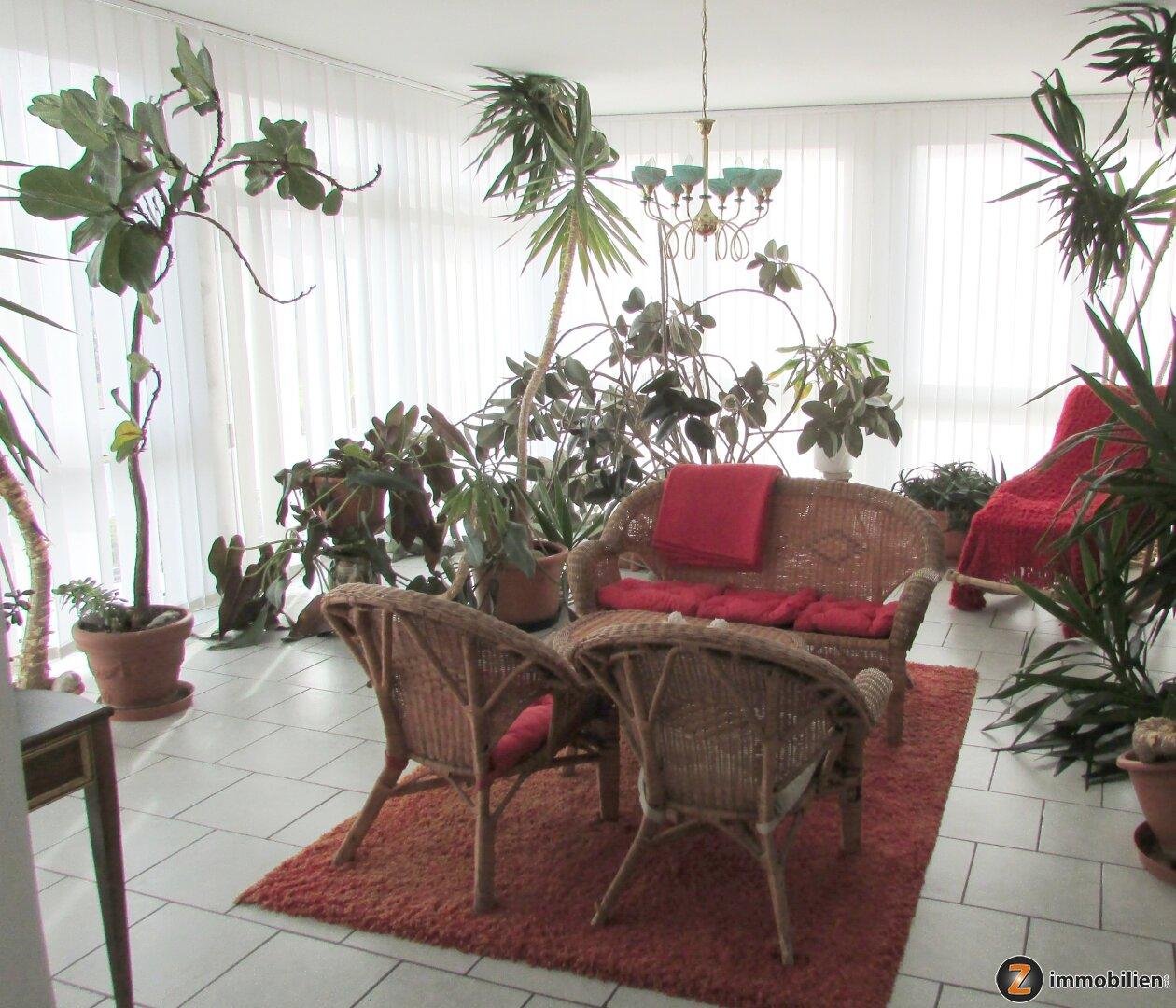 Wohnung OG Wintergarten