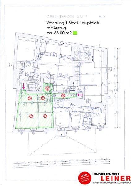*Sehr schöne Altbauwohnung im Zentrum* Objekt_8756 Bild_380