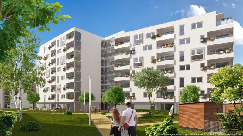 Helle DG-Neubau-Wohnung ohne Dachschrägen /  / 1120Wien / Bild 1