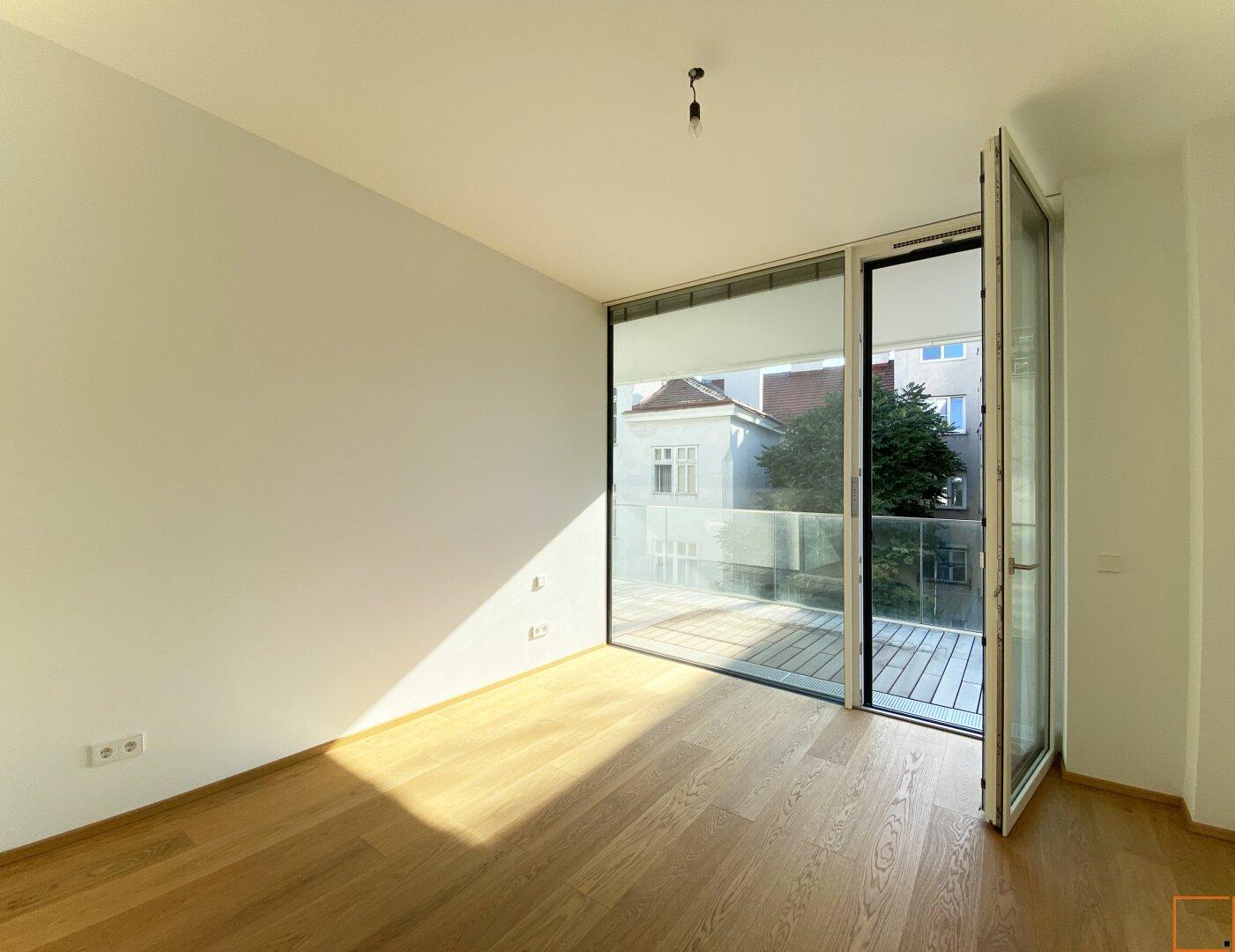 Schlafzimmer ca. 12 m²