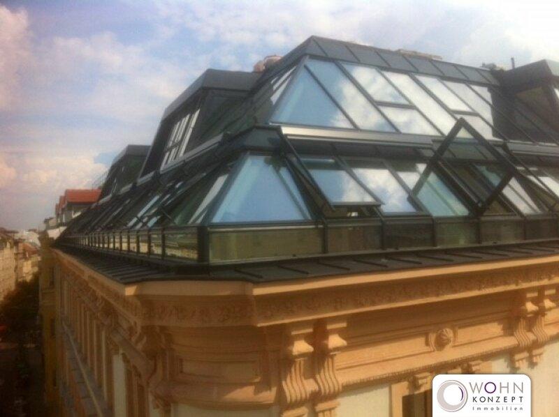 DACHERSTBEZUG - EXKLUSIVES PENTHOUSE - lichtdurchflutet mit Terrasse auf 167m² in 1070 Wien /  / 1070Wien / Bild 0