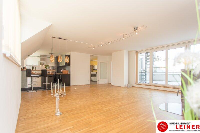 Schwechat - luxuriöses 4 Zimmer Penthouse 130m² Wohnfläche plus 2 Traumterrassen! Objekt_8876 Bild_436