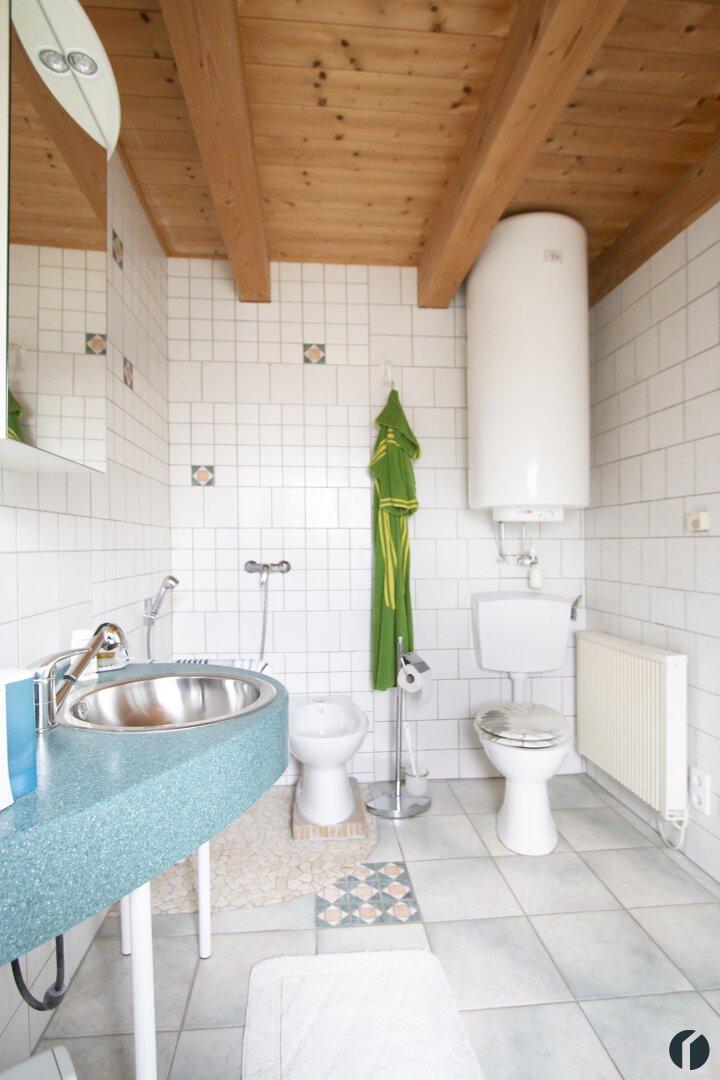 Badezimmer im EG
