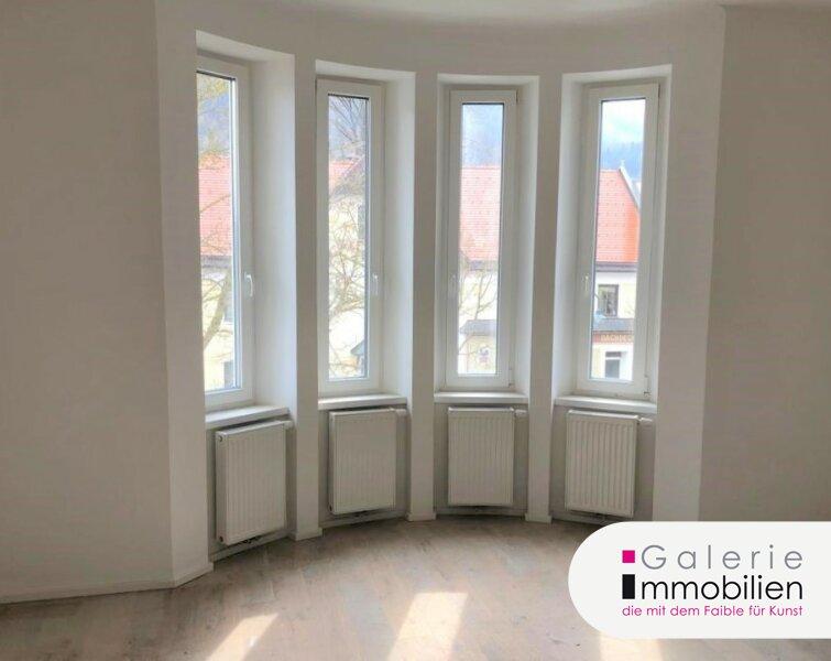 Perfekt ausgestattete wunderschöne Erkerwohnung mit Parkplatz und Eigengarten Objekt_34683