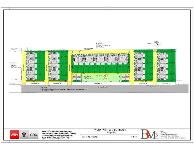 Direkt vom Bauträger- 10 neu errichtete DH-Hälften mit Garten, gelegen in Wilfleinsdorf bei Wien /  / 2462Wilfleinsdorf / Bild 3