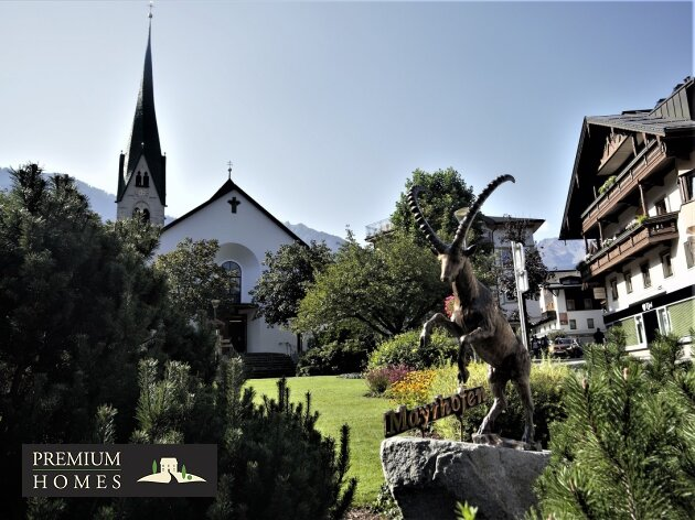 MAYRHOFEN im Zillertal - Verkaufsfläche/Geschäftsfläche in Zentrumslage-Kirchplatz