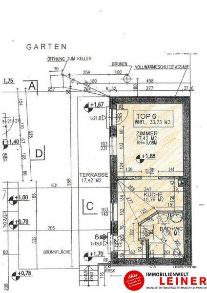 Schwechat - eine kompakte Gartenwohnung in der Stadt Objekt_9508 Bild_744
