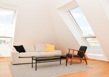 Wohnen am Rubenspark - Dachgeschoßmaisonette mit Stil