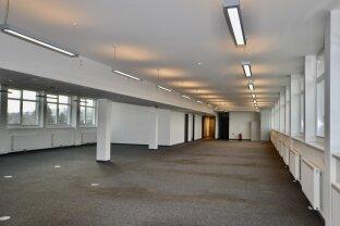 Modernste Büroräumlichkeiten