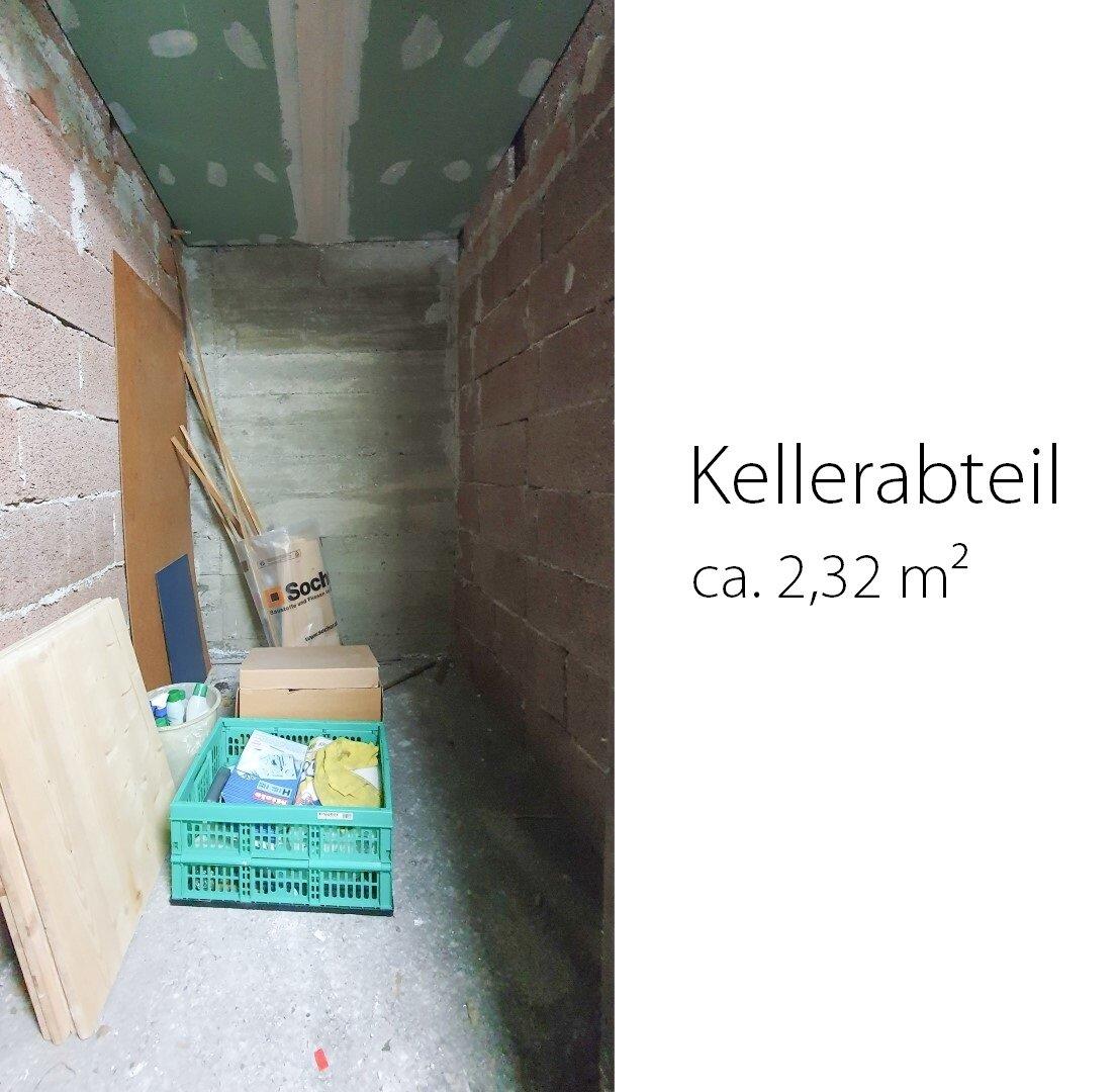 Keller / Einlagerungsraum