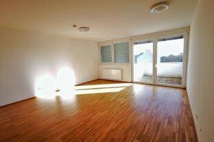 AB SOFORT: unmöblierte 2-Zimmer-Neubauwohnung mit hofseitiger Terrasse ****** zwischen der U1 - Kagraner Platz und Kagran !