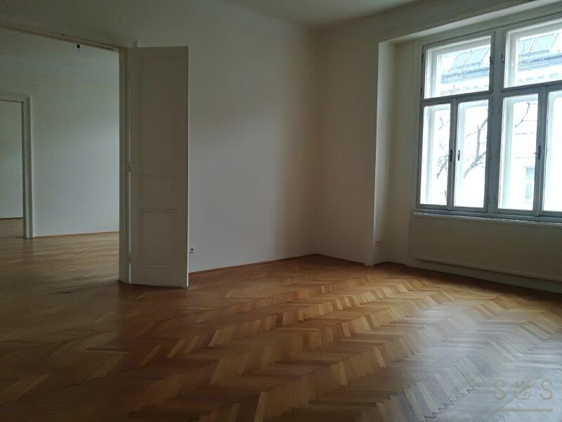 unbefristete 112 m² Altbaumiete /  3,5 Zimmer / Stilhaus /  U6 Nußdorfer Straße /  / 1190Wien / Bild 0